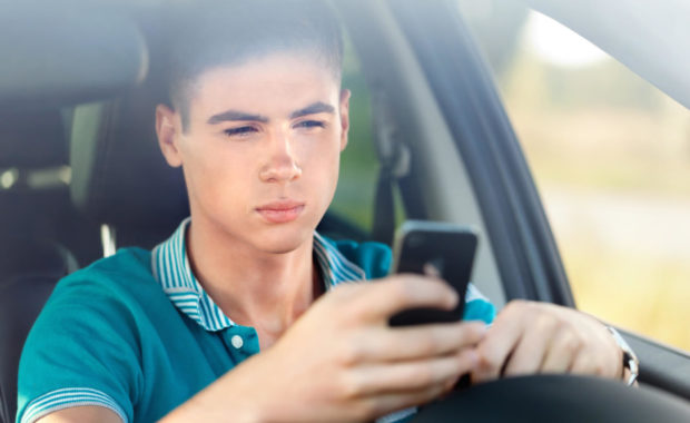 Texting And Driving:  The Dangers and Consequences
