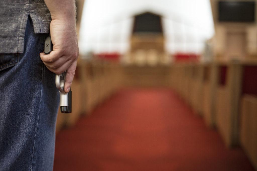 church liability